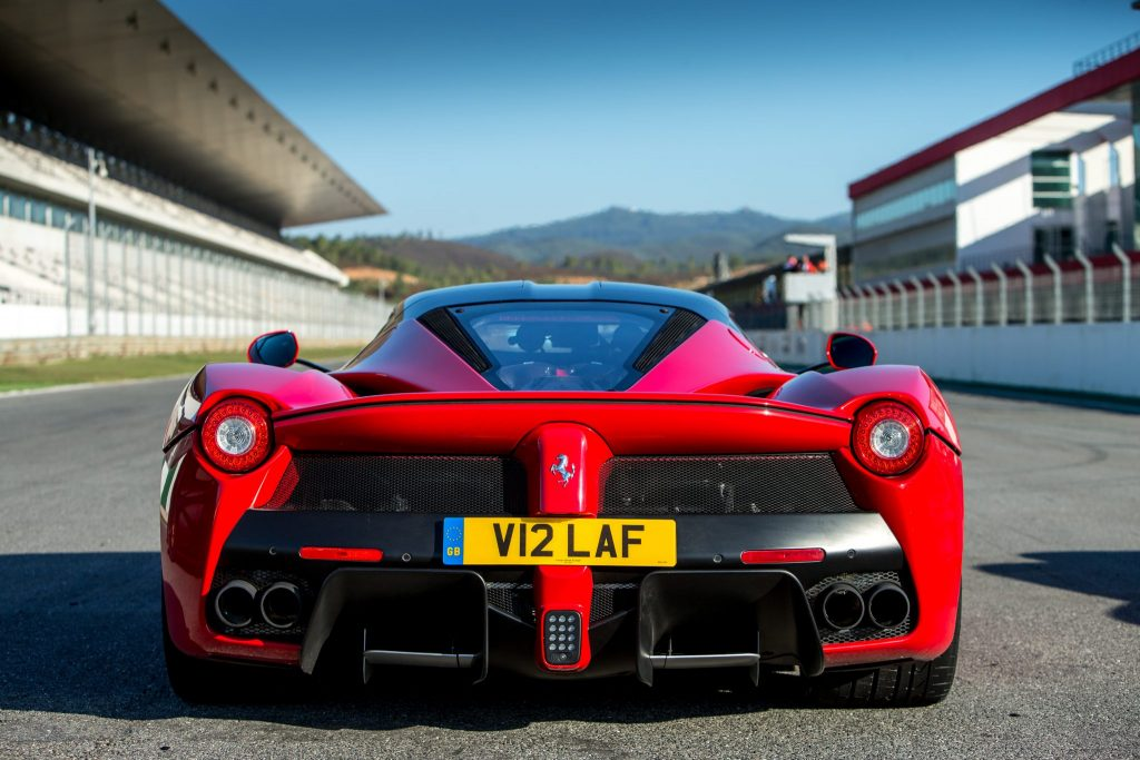 """V12 LAF"" To Be Auctioned For Charity: The Henry Surtees Foundation"