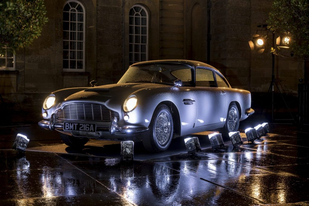 Aston Martin Premieres DB10: Built For Bond At Blenheim Palace