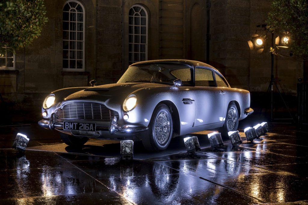 Aston Martin Premieres DB10: Built For Bond At Blenheim Palace