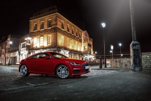 Audi TT Crowned Best Coupe In The Scottish Car Of The Year Awards