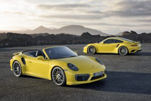 The Ultimate 911: The New Porsche 911 Turbo And 911 Turbo S