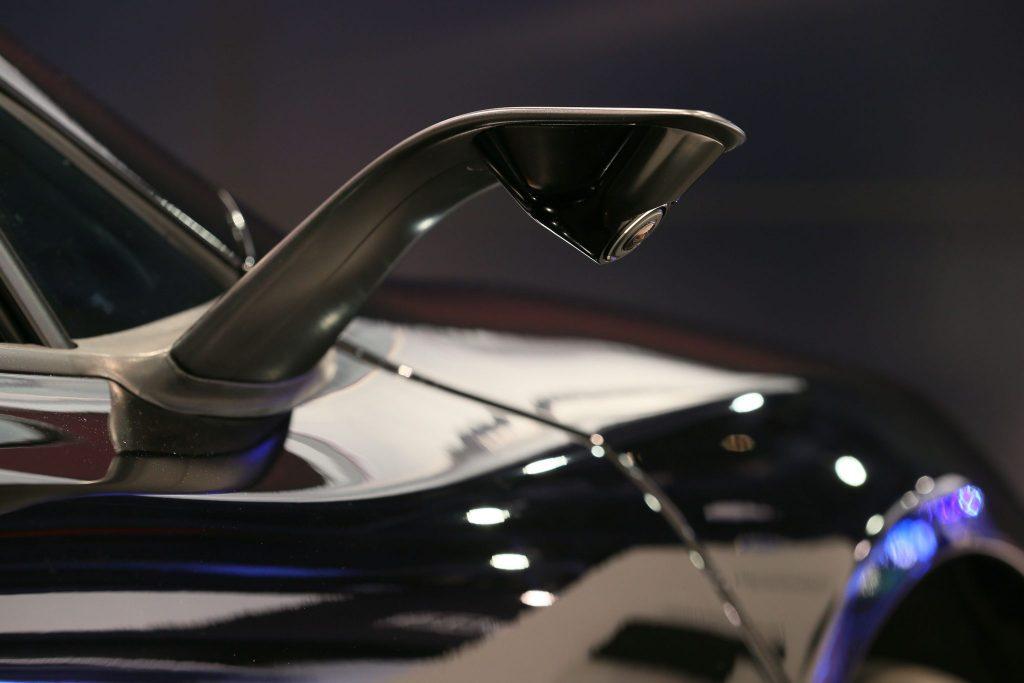 Mclaren 675lt Jvckenwood Concept Debuts At Ces