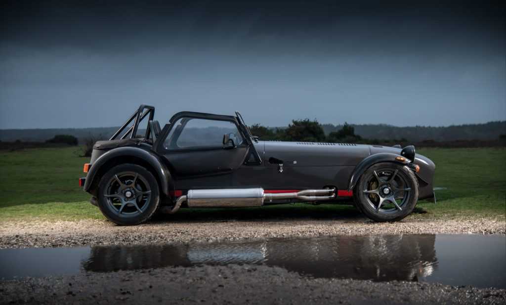 Caterham Cars Expands Options For The Seven 620