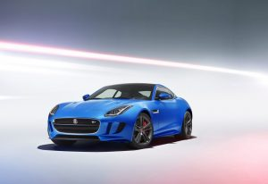 Jaguar Launches F-Type British Design Edition