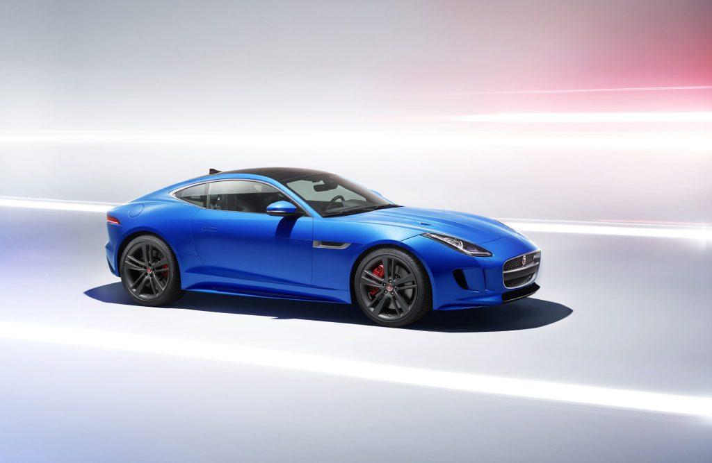 Jaguar Launches F-Type British Design Edition