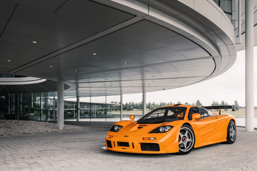 McLaren F1 LM - credit MSO Heritage