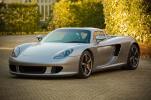 Iconic Porsche Supercar Could Be Yours At Race Retro