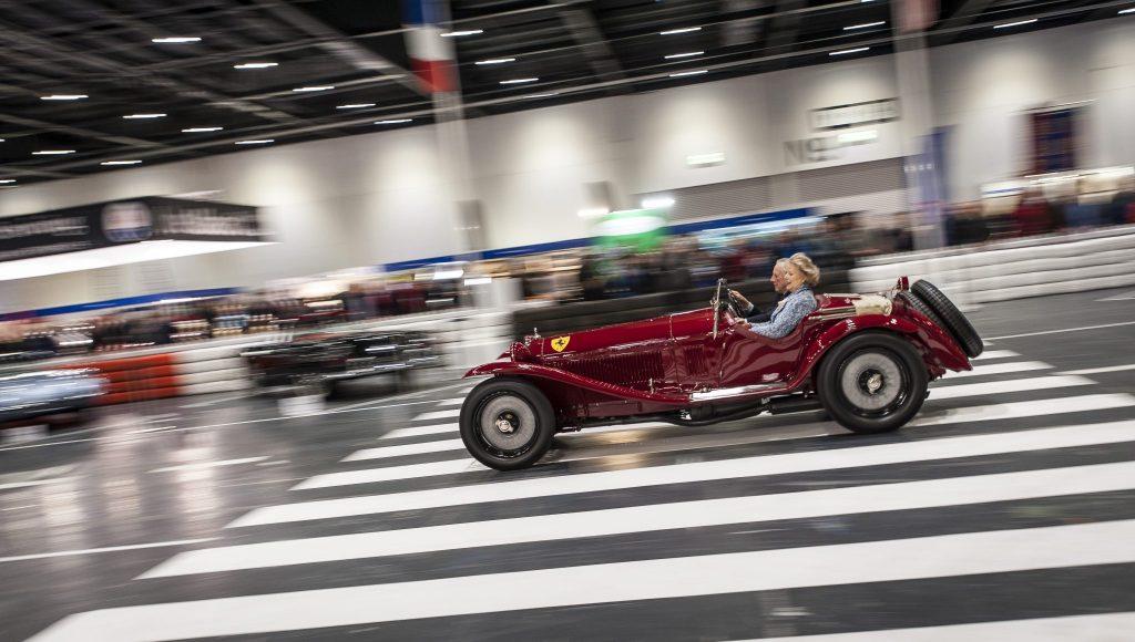1931 Le Mans winning Alfa Romeo 8C Spyder