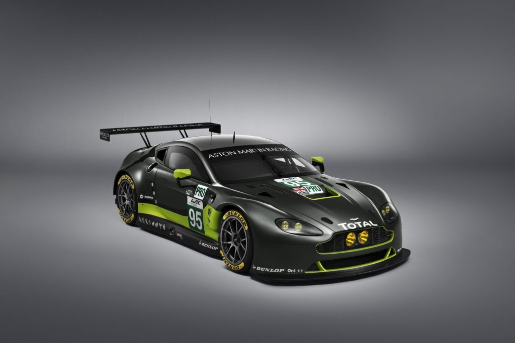 2016 V8 Vantage GTE