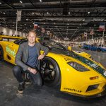 World Champions Open London Classic Car Show