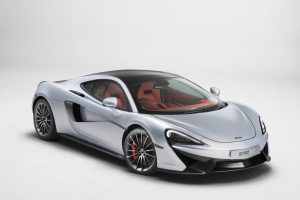 Mclaren Extends The Appeal Of The Sports Series In Geneva With The 570GT