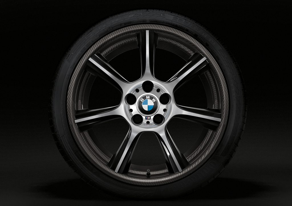 M Carbon Compound wheels for the BMW M4 GTS