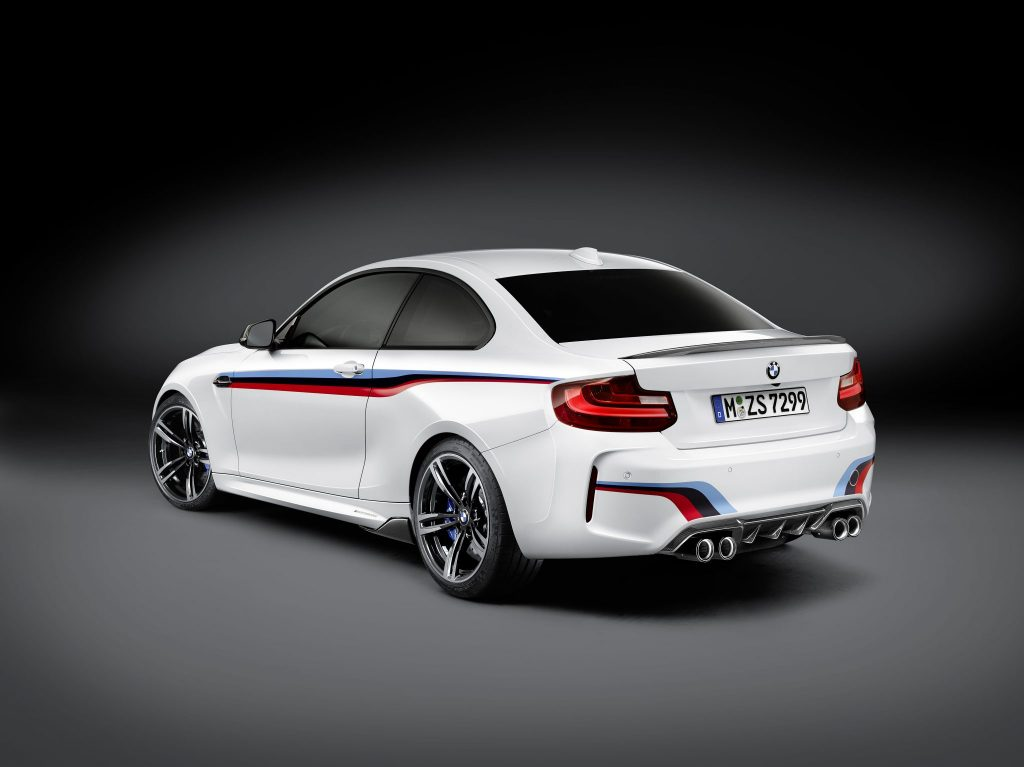 New Extensive Range Of BMW M Performance Parts For The New Bmw M2 Coupé