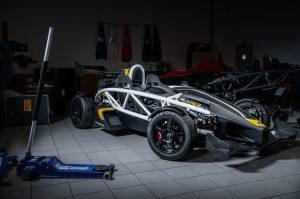 Ariel renew exclusive engine supply deal