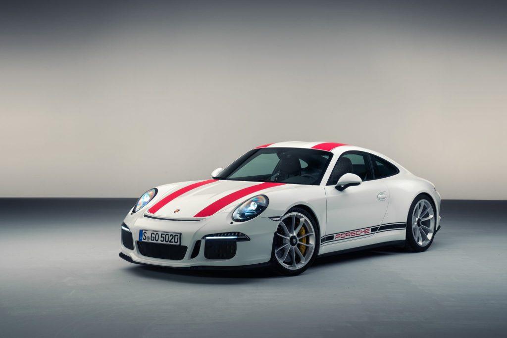 The New Porsche 911 R
