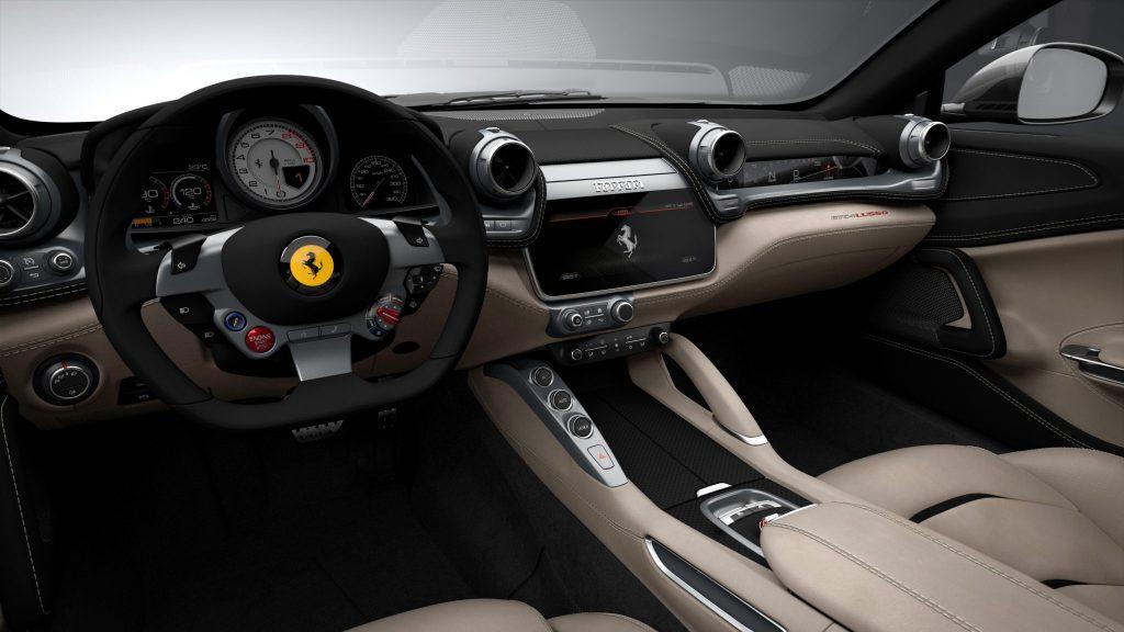 Ferrari GTC4lusso Debuts At Geneva