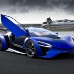 TechRules Debuts Revolutionary Electric Vehicle Technology In China's First Supercar Concept