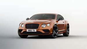 Bentley Launches New GT Speed And Striking Black Edition