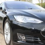 My First Drive In The Tesla Model S