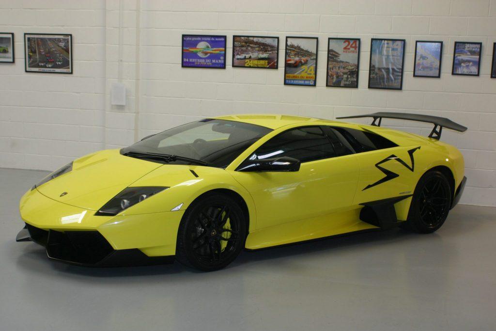 Lamborghini Murcielago SV