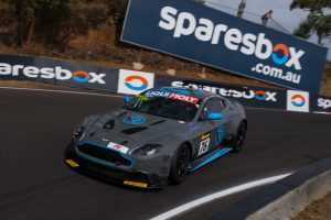 Aston Martin's Vantage GT8 to Take on Challenge of Bathurst 12 Hours