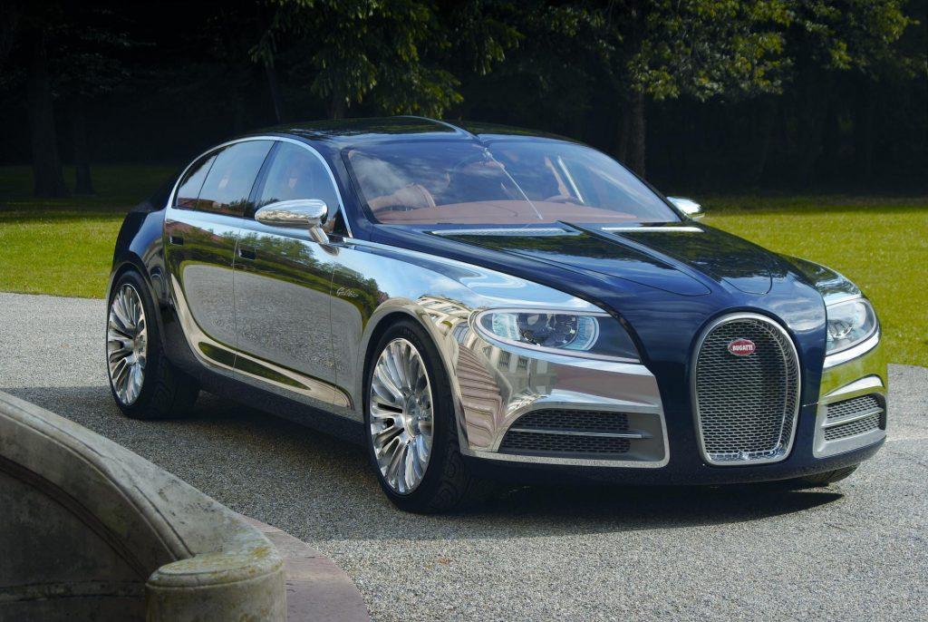 Bugatti 16 C Galibier Concept  By Bugatti