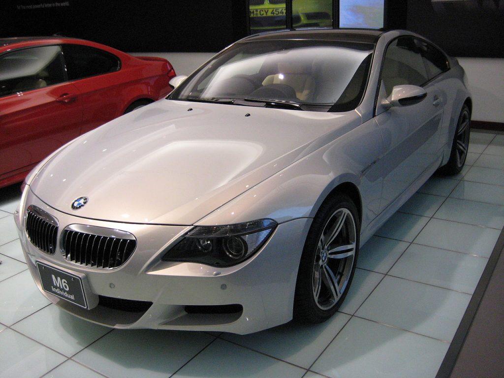 E63 M6