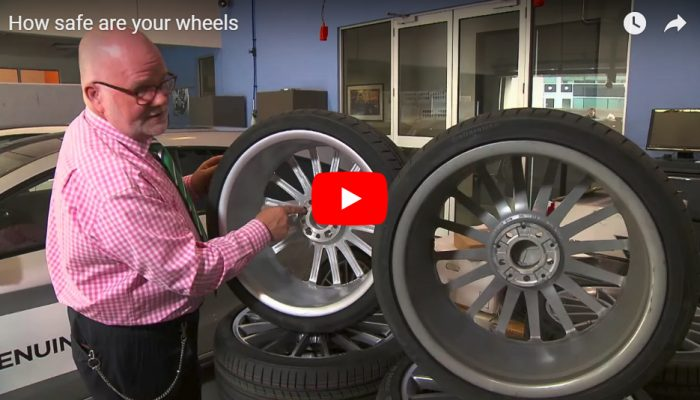How Safe Are You Alloy Wheels?