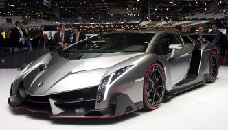 10 Of The Most Expensive Cars