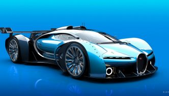 Top 5 Bugatti Concepts