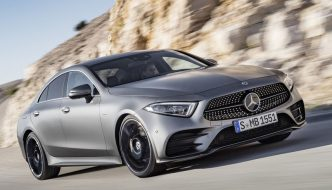 No V-8 Here. Mercedes-AMG CLS 53 is an Inline-6.