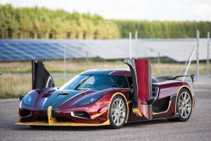Agera RS Shatters Chiron's 0-249-0mph Record