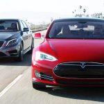 Tesla Sales Overtake Mercedes, BMW