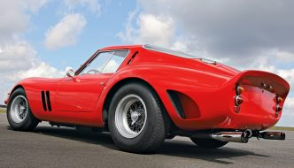 The Ferrari 250 GTO is Finally Attainable