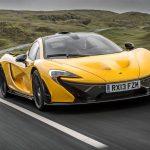 Production hit 15,000 for McLaren