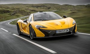 Production hit 15,000 for McLaren