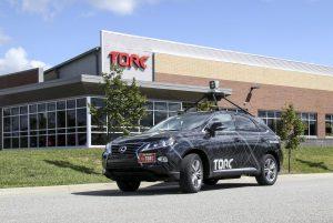 Autonomous Vehicle Drives Better Than I Do