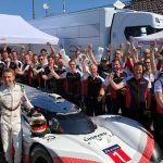 Porsche Lapped The Green Hell in Five Minutes