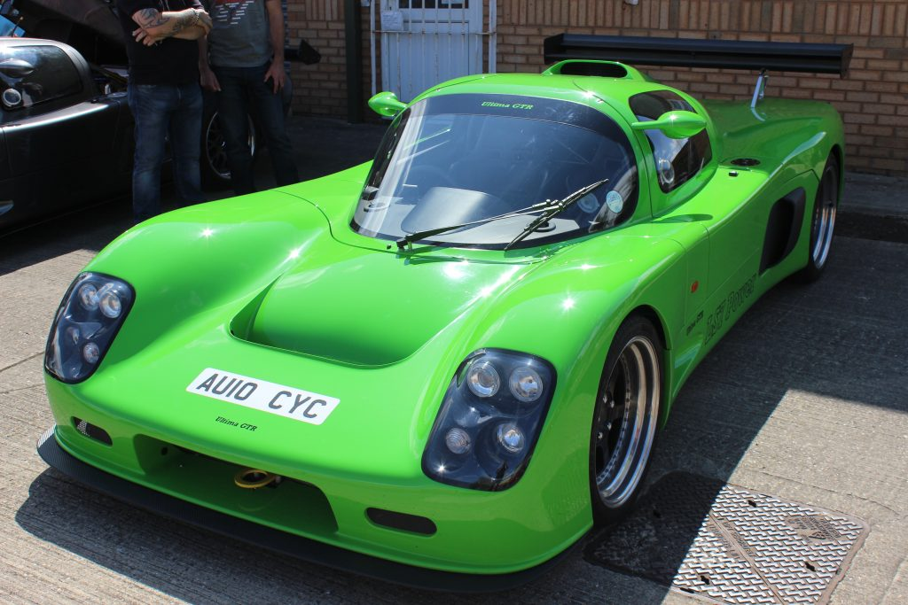 The Ultima Kit Car