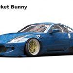 The Rocket Bunny 350z