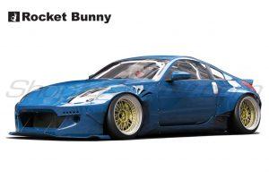 Rocket Bunny 350z